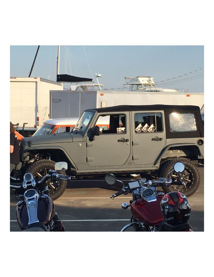 Rob car show